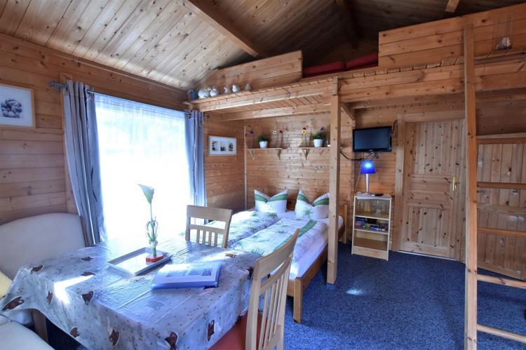 Holiday homeGermany - Mecklenburg-Pomerania: Bungalow Andrea am Salzhaff mit Garten  [6]