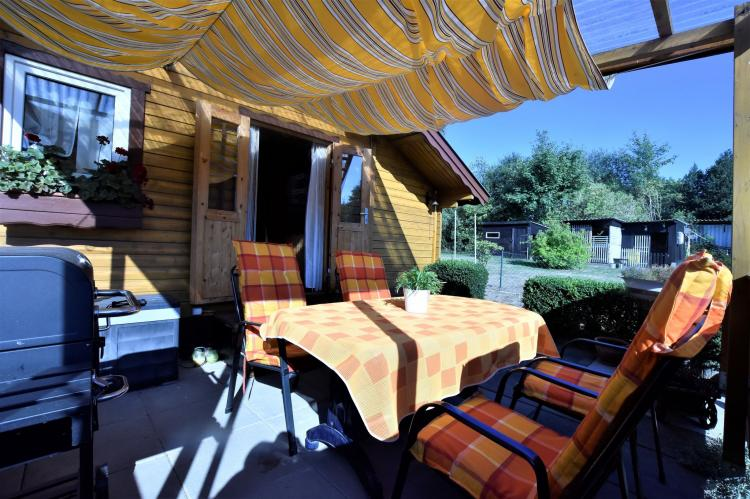 Holiday homeGermany - Mecklenburg-Pomerania: Bungalow Andrea am Salzhaff mit Garten  [12]