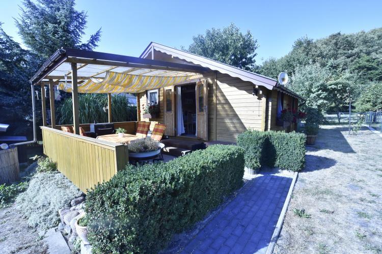 Holiday homeGermany - Mecklenburg-Pomerania: Bungalow Andrea am Salzhaff mit Garten  [2]