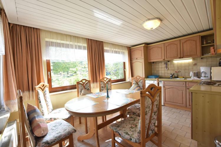 VakantiehuisDuitsland - Sleeswijk-Holstein: Pugholz - Ferienwohnung Littla  [10]