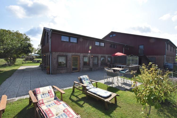 VakantiehuisDuitsland - Sleeswijk-Holstein: Pugholz - Ferienwohnung Littla  [18]