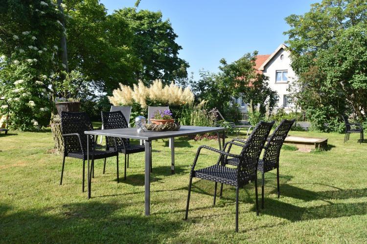 FerienhausDeutschland - Mecklenburg-Vorpommern: Urlaub im Landhaus an der Ostsee mit Garten  [25]