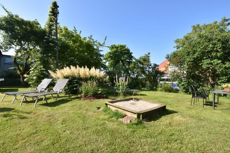 FerienhausDeutschland - Mecklenburg-Vorpommern: Urlaub im Landhaus an der Ostsee mit Garten  [27]