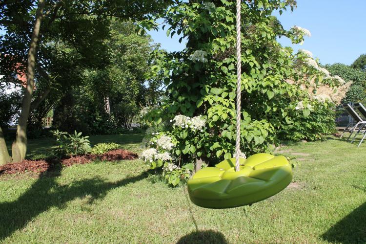 FerienhausDeutschland - Mecklenburg-Vorpommern: Urlaub im Landhaus an der Ostsee mit Garten  [28]