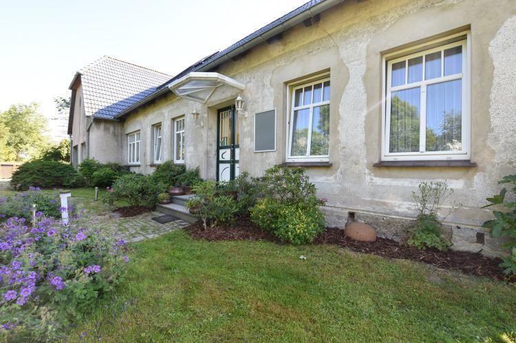 FerienhausDeutschland - Mecklenburg-Vorpommern: Urlaub im Landhaus an der Ostsee mit Garten  [1]