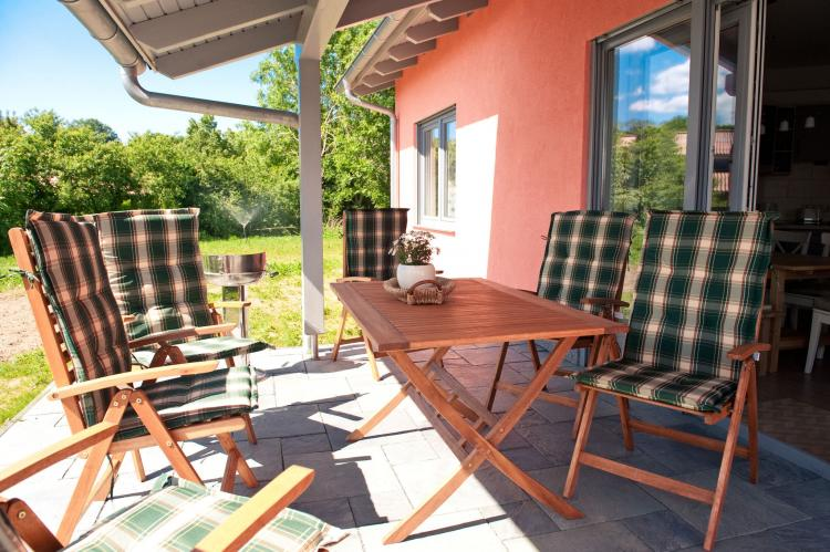 Holiday homeGermany - Mecklenburg-Pomerania: Ferienhaus ROD am Reiterhof  [15]