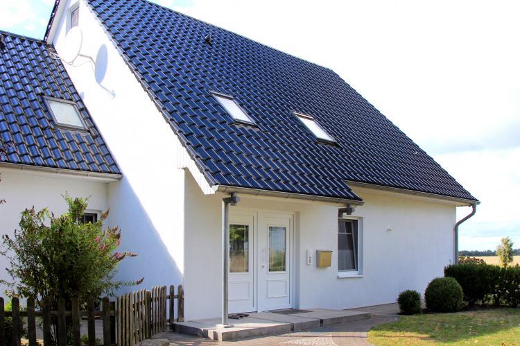 VakantiehuisDuitsland - : Ferienwohnung Ausblick am Reiterhof  [1]