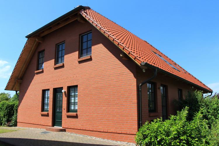 Holiday homeGermany - Mecklenburg-Pomerania: Ferienhaus Seestraße 39  [6]