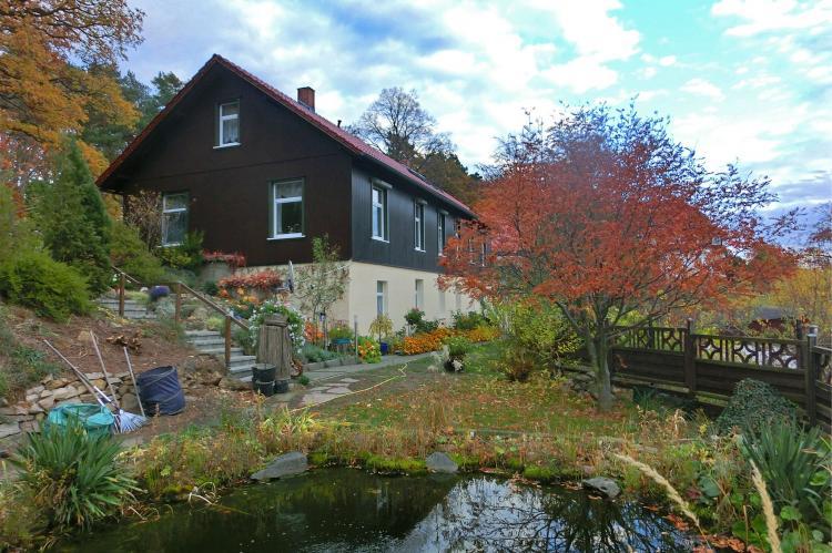 VakantiehuisDuitsland - Harz: Blankenburg  [1]