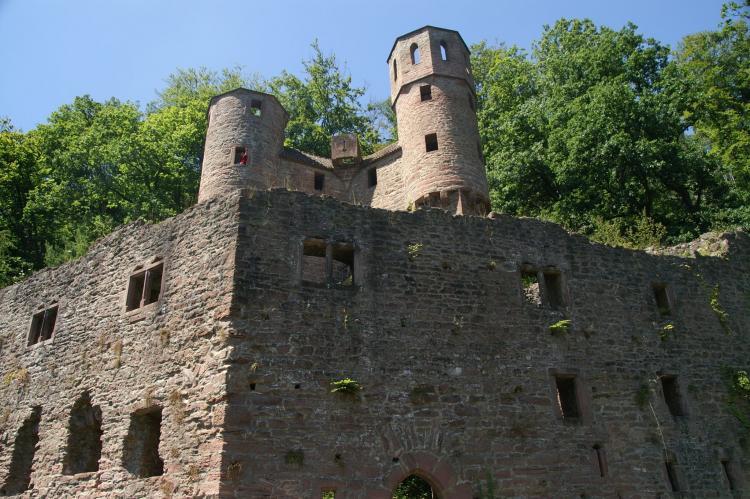 VakantiehuisDuitsland - Baden-Württemberg: Feriendorf Waldbrunn 2  [37]