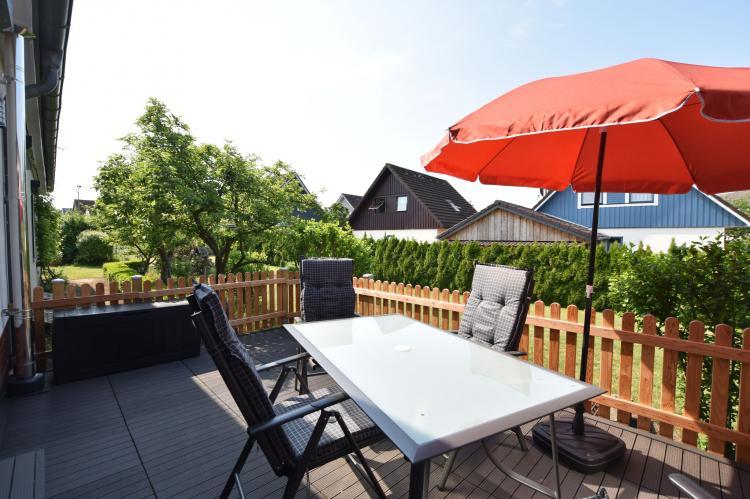 Holiday homeGermany - Mecklenburg-Pomerania: Ferienwohnung Hecht  [19]