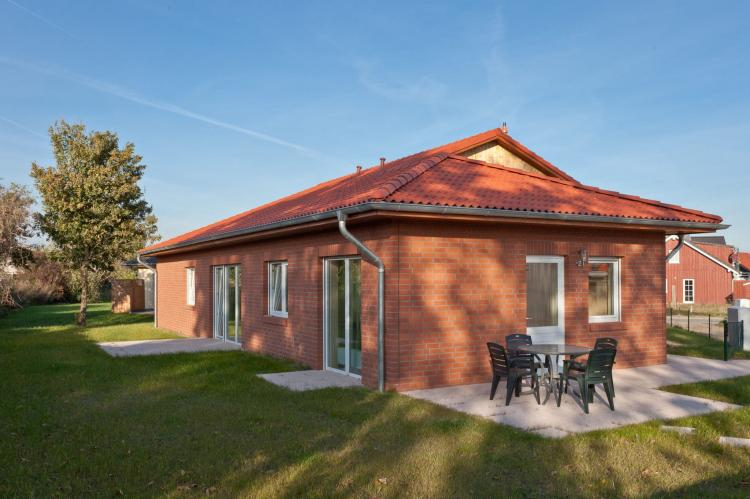 Holiday homeGermany - Mecklenburg-Pomerania: Ferienhaus für Gruppen Z2  [1]