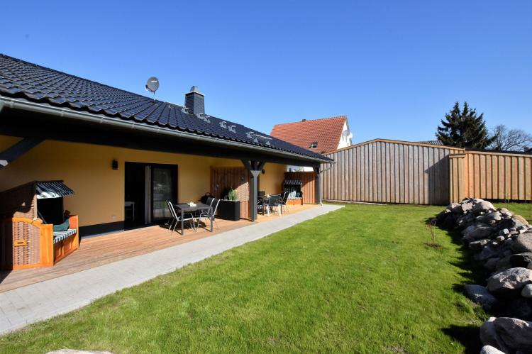 Holiday homeGermany - Mecklenburg-Pomerania: Seestern barrierefrei  [6]