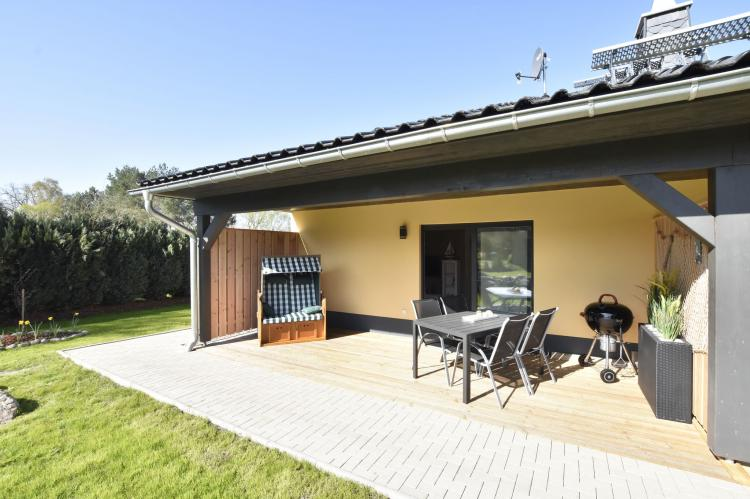 Holiday homeGermany - Mecklenburg-Pomerania: Seestern barrierefrei  [14]