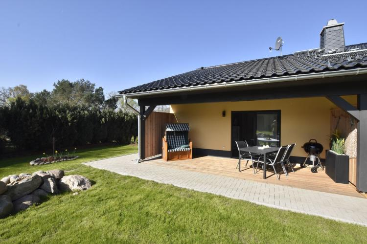 Holiday homeGermany - Mecklenburg-Pomerania: Seestern barrierefrei  [1]