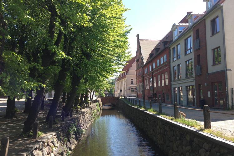 Holiday homeGermany - Mecklenburg-Pomerania: Möwe barrierefrei  [20]