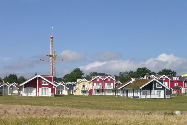 VakantiehuisDuitsland - Sleeswijk-Holstein: Hansapark Resort am Meer 6  [7]