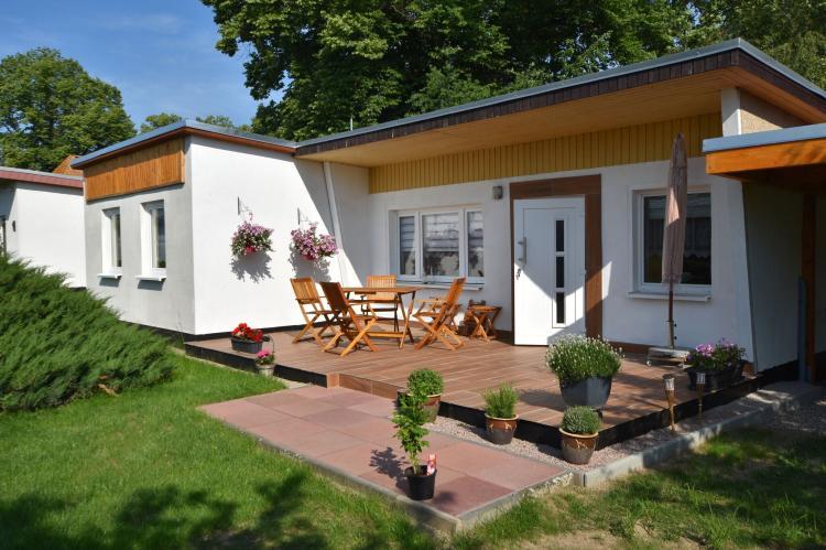 Holiday homeGermany - Mecklenburg-Pomerania: Haus Sonnenbucht  [1]