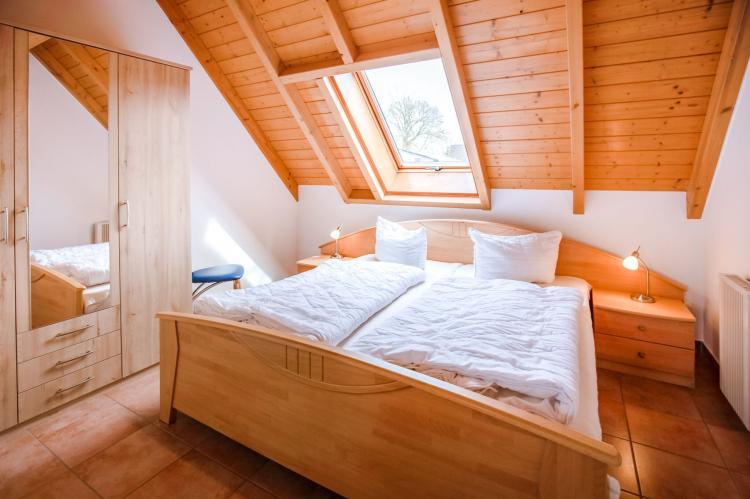Holiday homeGermany - Mecklenburg-Pomerania: Haus Bela - Franziska im Obergeschoss  [3]