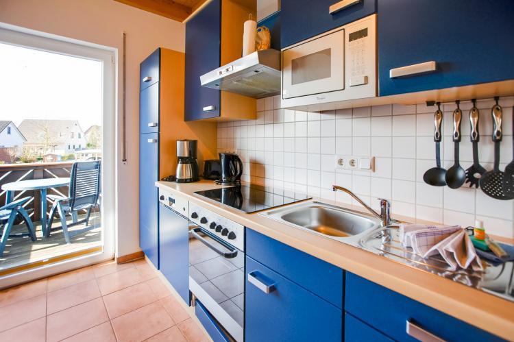 Holiday homeGermany - Mecklenburg-Pomerania: Haus Bela - Franziska im Obergeschoss  [9]
