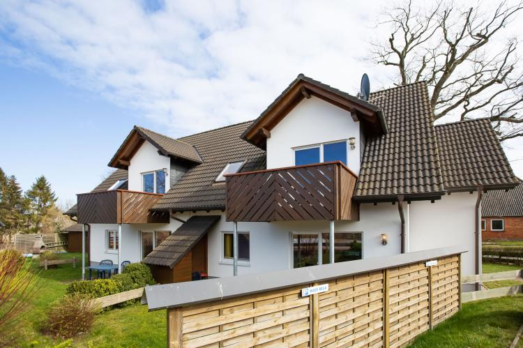 Holiday homeGermany - Mecklenburg-Pomerania: Haus Bela - Franziska im Obergeschoss  [24]