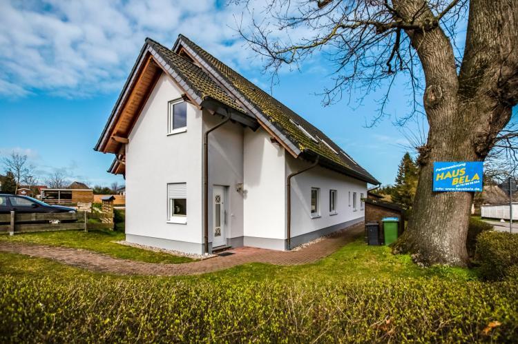 Holiday homeGermany - Mecklenburg-Pomerania: Haus Bela - Franziska im Obergeschoss  [25]