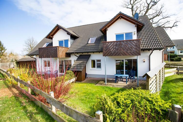Holiday homeGermany - Mecklenburg-Pomerania: Haus Bela - Franziska im Obergeschoss  [2]