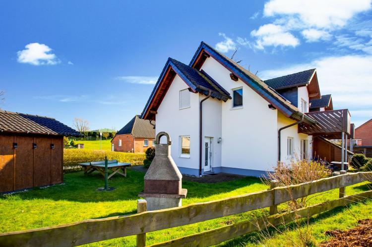 Holiday homeGermany - Mecklenburg-Pomerania: Haus Bela - Franziska im Obergeschoss  [22]