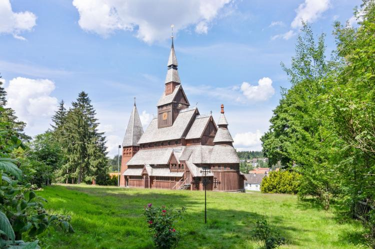 Holiday homeGermany - Harz: Hahnenklee 610 - Bergseite  [27]