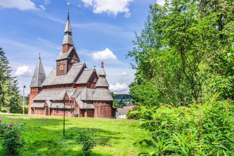 Holiday homeGermany - Harz: Hahnenklee 611 - Bergseite  [37]