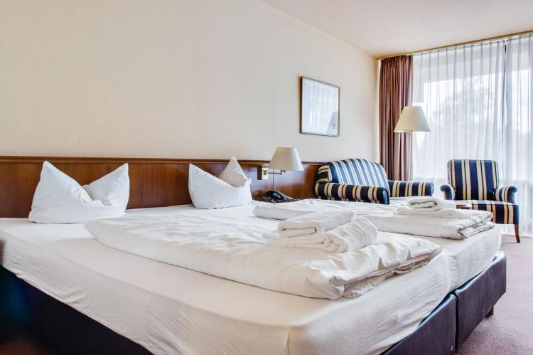 Holiday homeGermany - Harz: Hahnenklee 611 - Bergseite  [9]
