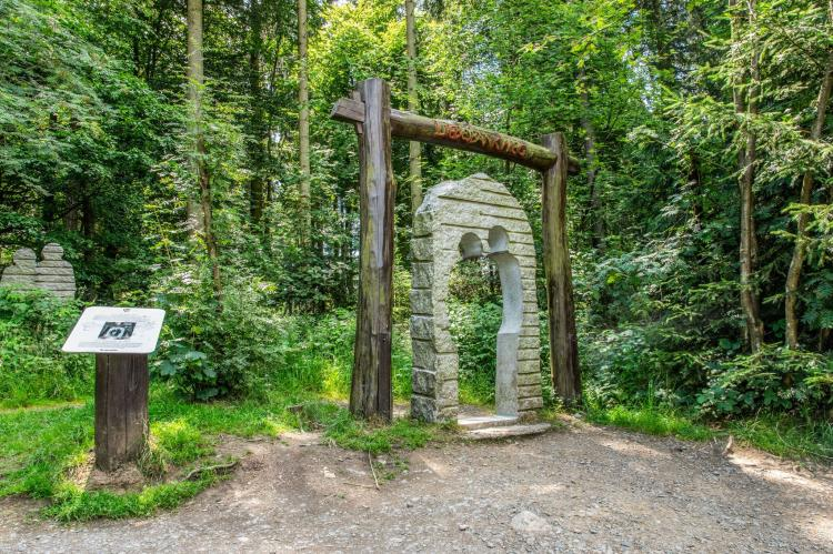 Holiday homeGermany - Harz: Hahnenklee 611 - Bergseite  [35]