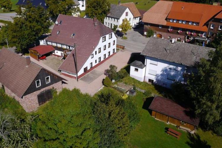 VakantiehuisDuitsland - Baden-Württemberg: Haus Epting  [1]