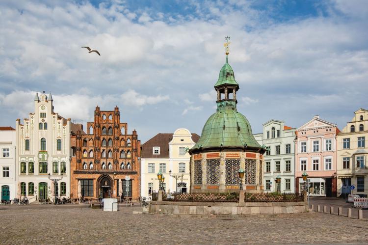 Holiday homeGermany - Mecklenburg-Pomerania: Ferienhaus Mole 1  [36]