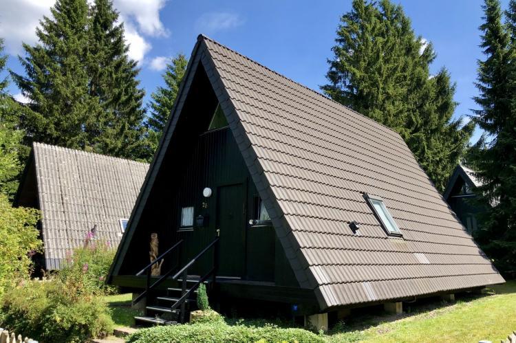 Holiday homeGermany - Harz: Ferienpark am Waldsee 1 - Haustierfrei  [4]