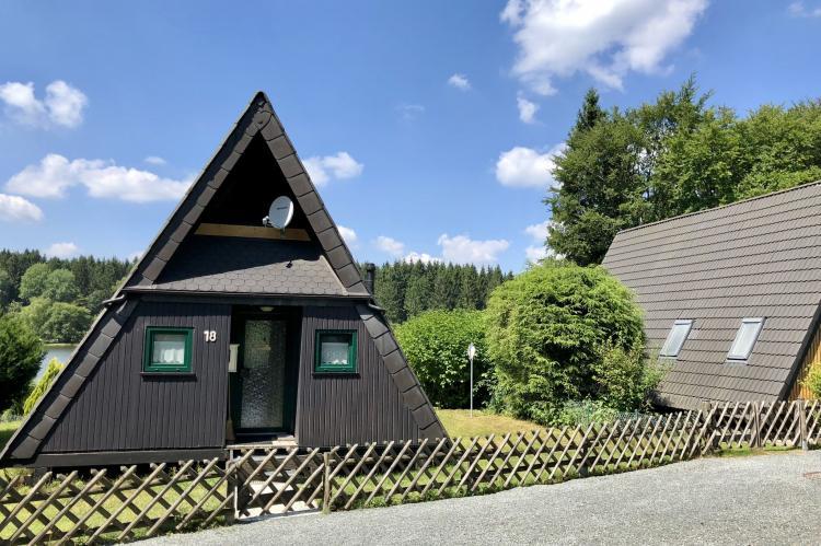 Holiday homeGermany - Harz: Ferienpark am Waldsee 1 - Haustierfrei  [7]