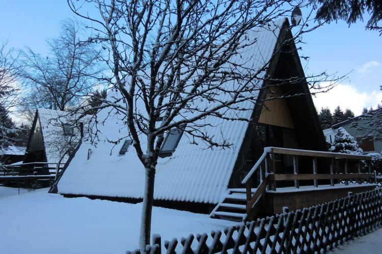 Holiday homeGermany - Harz: Ferienpark am Waldsee 1 - Haustierfrei  [2]