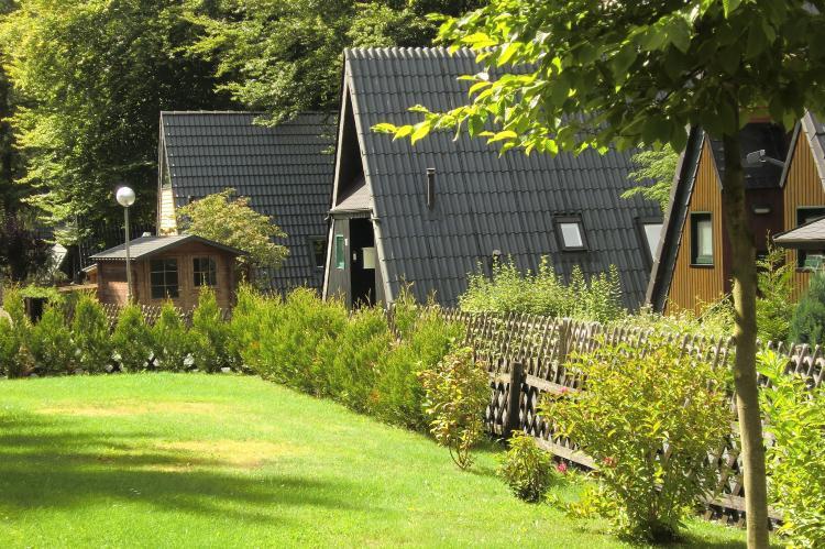 Holiday homeGermany - Harz: Ferienpark am Waldsee 1 - Haustierfrei  [25]