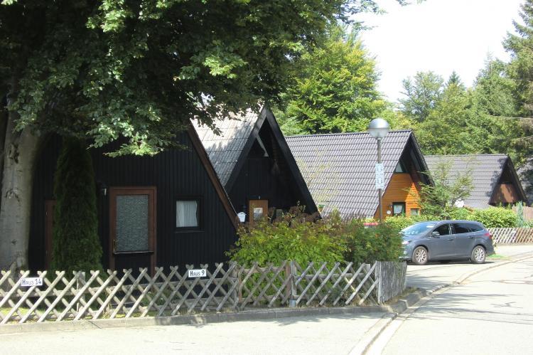 Holiday homeGermany - Harz: Ferienpark am Waldsee 1 - Haustierfrei  [29]