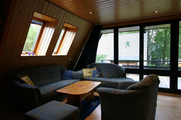 Holiday homeGermany - Harz: Ferienpark am Waldsee 1 - Haustierfrei  [12]