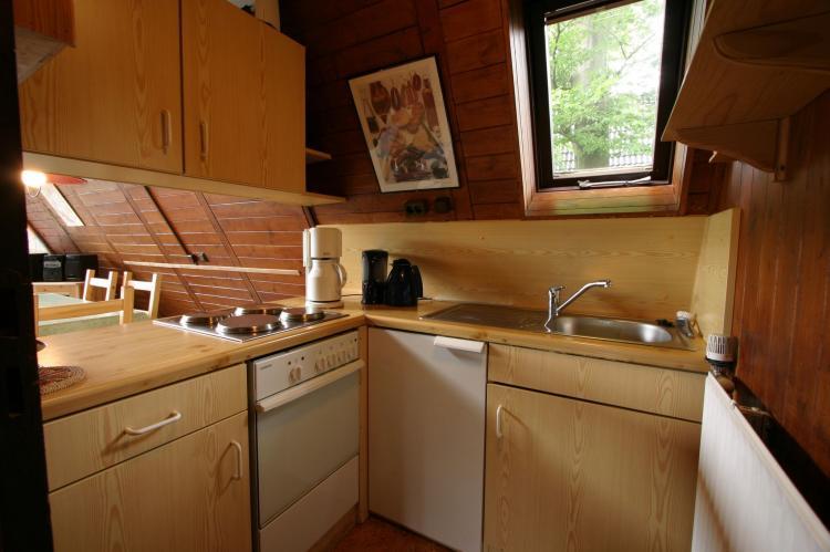 Holiday homeGermany - Harz: Ferienpark am Waldsee 1 - Haustierfrei  [16]