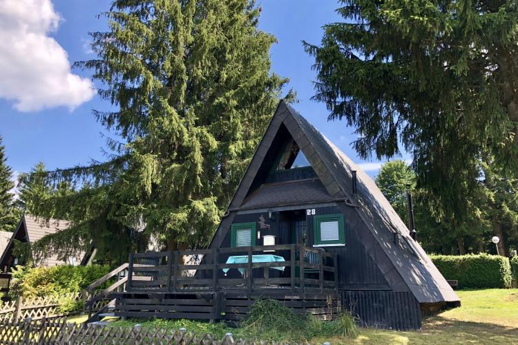 Holiday homeGermany - Harz: Ferienpark am Waldsee 1 - Haustierfrei  [5]