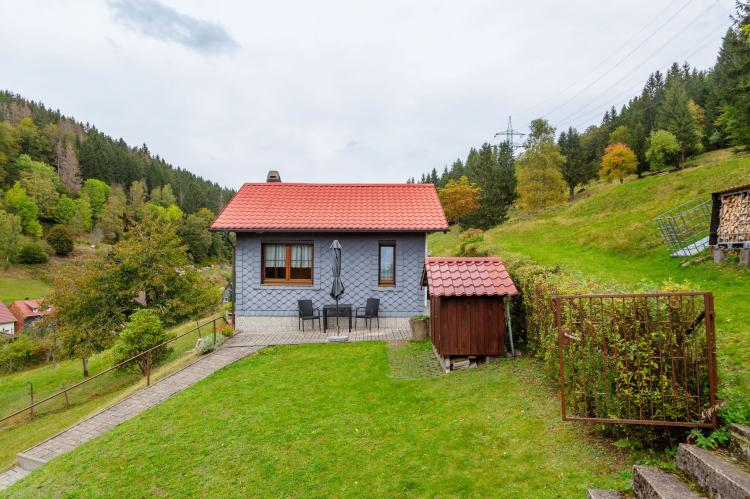Holiday homeGermany - Thuringia: Am Steinberg  [1]