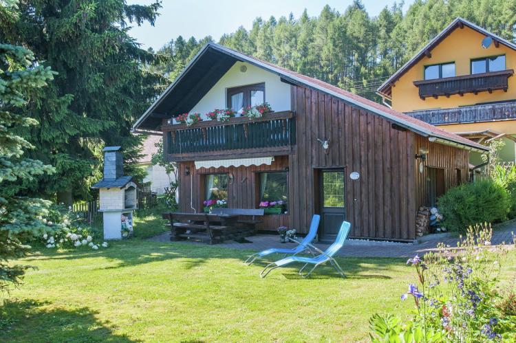 Holiday homeGermany - Thuringia: Piesau  [1]