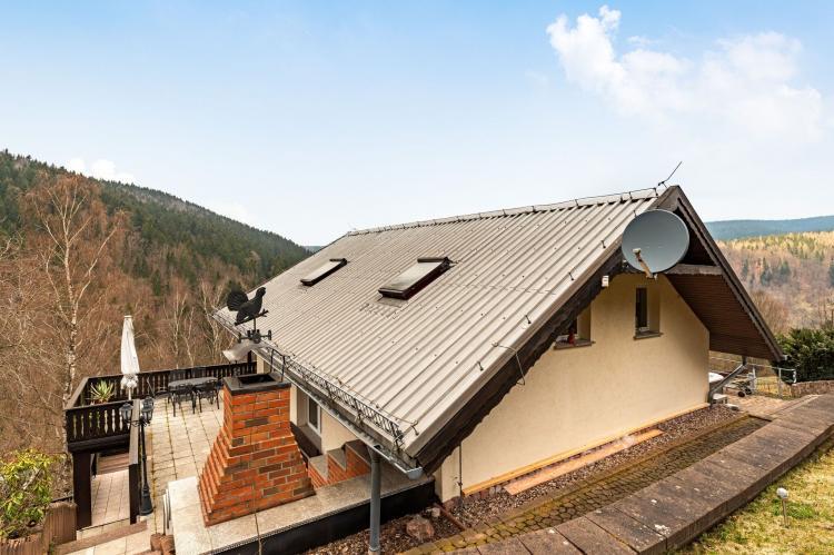 VakantiehuisDuitsland - : Ferienhaus Unterschönau  [9]