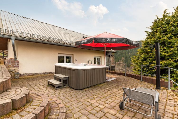 VakantiehuisDuitsland - : Ferienhaus Unterschönau  [40]