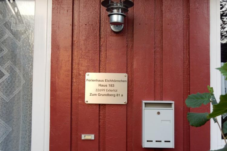 VakantiehuisDuitsland - Weserbergland: Eichhörnchen I  [2]