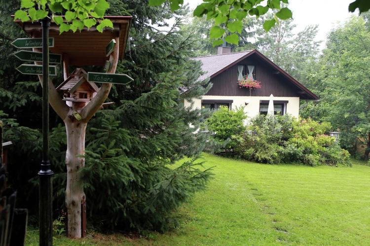 VakantiehuisDuitsland - Thüringen: Am Wald  [3]