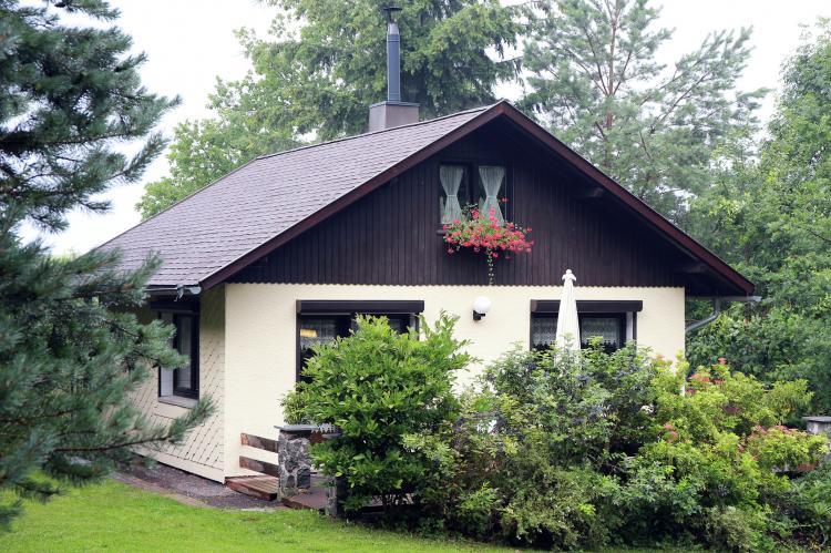 VakantiehuisDuitsland - Thüringen: Am Wald  [1]