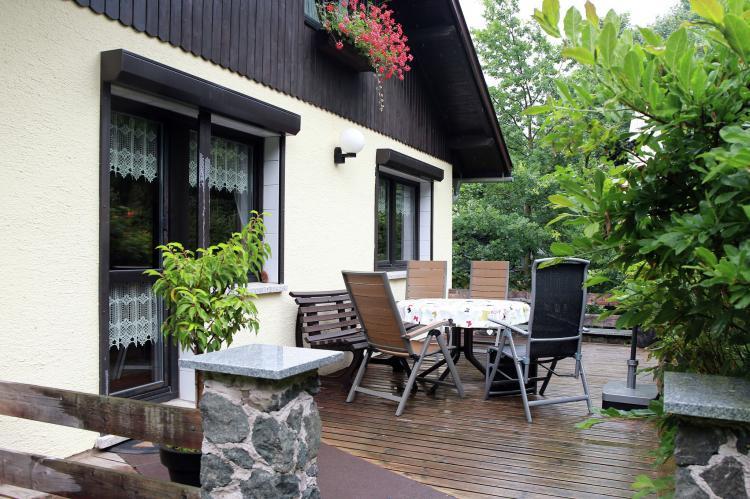 VakantiehuisDuitsland - Thüringen: Am Wald  [19]